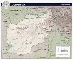 Southwest Canada Map by Download Free Afghanistan Maps
