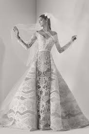 winter wedding dresses 2010 elie saab fall 2010 couture collection vogue