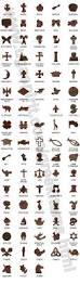 arabic symbol meanings greek wood mini symbols