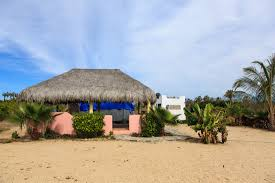 Mexican Thatch Roofing by Palapa With