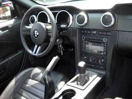 Black 2009 Mustang 2009 Ford Mustang Shelby Gt500 For Sale 1