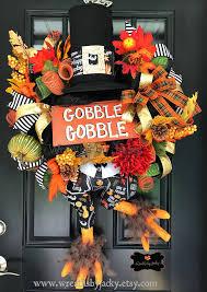 thanksgiving wreath great turkey thanksgiving wreath blurmark
