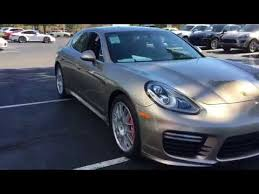 pre owned panamera porsche certified pre owned 2016 porsche panamera turbo 4d hatchback in