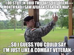 National Guard Memes - i m so humble imgflip