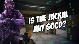 is jackal good gamplay discussion rainbow six siege new operator