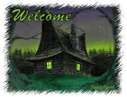 pictures of cartoon haunted houses clip art images of ghosts ghouls goblins and gnomes