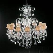 Antique Crystal Chandelier Antique Crystal Chandelier With Shades 3d Model 3ds Max Files Free