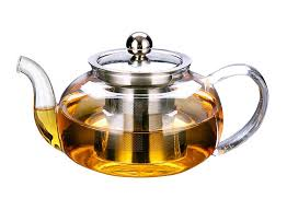 Home Office Modern Desk Accessories Design In Fun Unique Teapot by Amazon Com Artcome 28 Ounce Glass Tea Pot With Removable