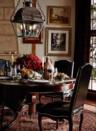 home entertaining setting the scene for fall entertaining with ralph lauren home