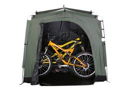 yardstash ii outdoor bike storage fits two bikes with room