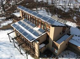 Emejing Passive Solar Design Homes Gallery Trends Ideas - Solar powered home designs