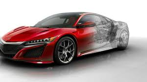 acura supercar 2017 acura releases details about 2017 nsx supercar youtube