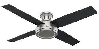 dempsey 52 hugger no light ceiling fan model 59247 in