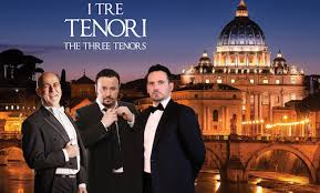 the three tenors opera arias naples and songs