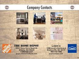 atlanta home depot black friday 2016 the home depot versus lowe u0027s brand comparison