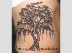 tree tattoos meanings willow elledecor