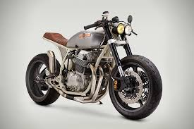 honda cb honda cb 750 cafe racer by classified moto hiconsumption