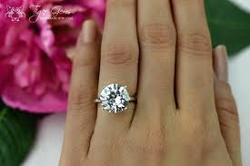 5 carat engagement ring 5 carat solitaire diamond ring 5 carat diamond engagement ring