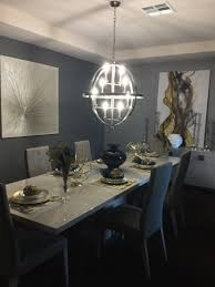 Mirror Dining Room Table Outstanding Mirrored Dining Room Set Also Table Gallery Images