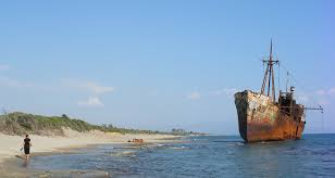 list of shipwrecks