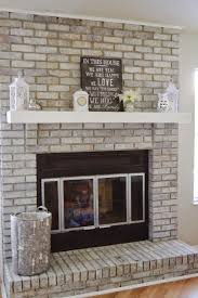 this inspired me to paint my 90s fireplace it was a easy diy