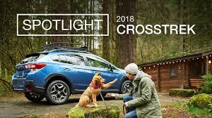 subaru trek new 2018 subaru crosstrek spotlight puppy love youtube