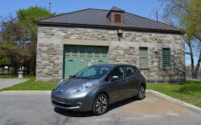 nissan leaf canada used 2016 nissan leaf take it for a spin review the car guide