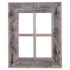 amazon com old rustic window barnwood frames not for pictures