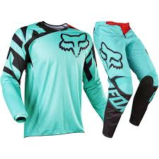 new jersey motocross tracks fox racing 2017 mx new 180 race green seafoam jersey pants