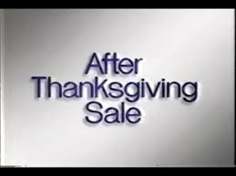 thanksgiving 1995 commercials