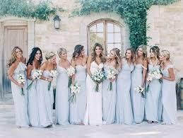 light blue bridesmaid dresses oasis amor fashion