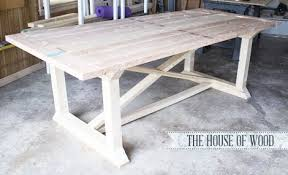 White Wood Dining Table Dining Table Good Reclaimed Wood Dining Table Diy Dining Table In