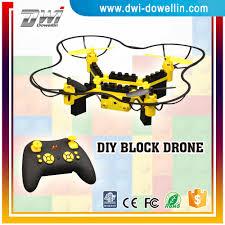 diy drone dwi dowellin diy drone building block 2 4g drone kit diy for sale