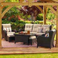 sunbrella patio furniture eating cleaning outdoor cushions clearance