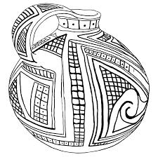 casas grandes pot coloring page a1936 3 76