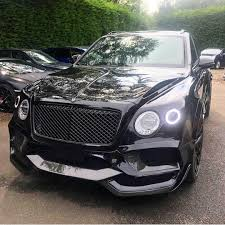 custom bentley bentayga gtx4x4