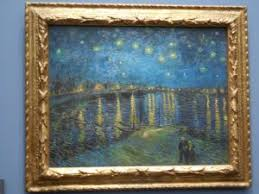 Starry Night Nuit Etoilee Very - le migliori 10 masterpieces in orsay museum parisbym