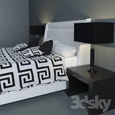 versace bed 3d models bed versace bed set