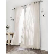 Eyelet Curtains Briscoes Urban Interiors Sun Filter Voile Eyelet Curtain Each