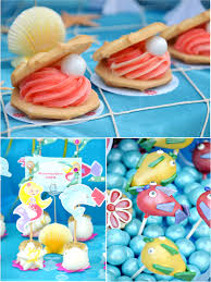 the sea party ideas the sea mermaid birthday party cakepops cake pop and