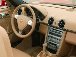 Porsche Boxster Interior - porsche boxster 2005 picture 32 of 40
