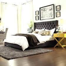 Tufted King Bed Frame Grey Tufted King Bed Jkimisyellow Me
