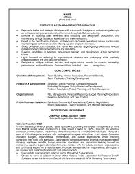 Consulting Resume Examples by Management Consulting Executive Resume With Consulting Resume Examples