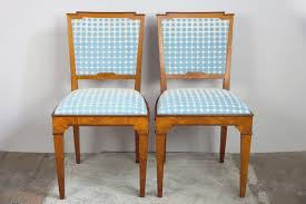 vintage dining room chairs 1920s set of 2 for sale at pamono
