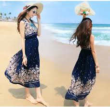 floral summer dresses cheap
