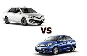 amaze honda car price toyota etios sedan facelift vs honda amaze price features