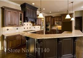 Aliexpresscom  Buy American Kitchen Solid Wood Kitchen Cabinet - American kitchen cabinets