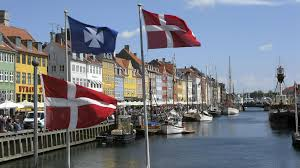 denmark has repaid all of its foreign currency debts for the first