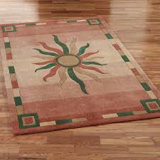 Southwestern Throw Rugs Bedroom Western Kitchen Rugs Southwestern Rug