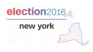 2016 Senate Map Projections by New York Election Results 2016